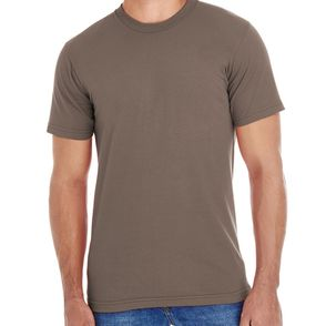 American Apparel Unisex Organic Fine Jersey Classic T-Shirt