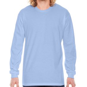 American Apparel Fine Jersey Long-Sleeve Shirt