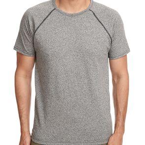 Next Level Men's Mock Twist Raglan T-Shirt