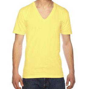 American Apparel Unisex Jersey V-Neck T-Shirt