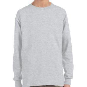 Jerzees Kids' DRI-POWER® ACTIVE Long-Sleeve Shirt