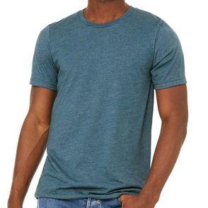 Bella + Canvas Unisex Sueded T-Shirt