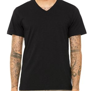 Bella Canvas Tri-Blend V-Neck T-Shirt