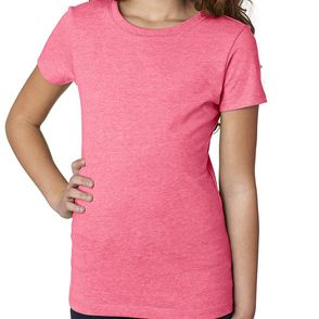 Next Level Cotton Blend Kids' Princess T-Shirt