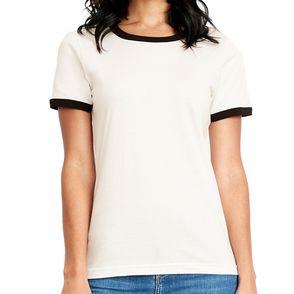 Next Level Women's Ringer T-Shirt