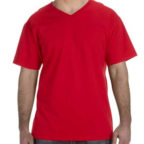 Fruit of the Loom V-Neck Shirt for Men