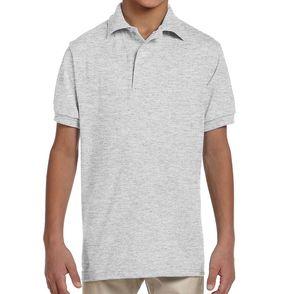 Jerzees SpotShield™ Kids' Jersey Polo Shirt