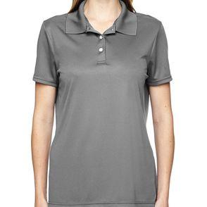 Hanes Women's 4 oz. Cool Dri® with Fresh IQ Polo Shirt