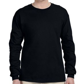Fruit of the Loom Cotton Long Sleeve T-Shirt