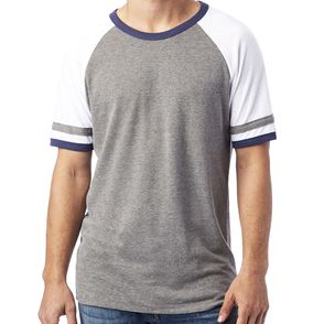 Alternative Unisex Slapshot Vintage JerseyT-Shirt