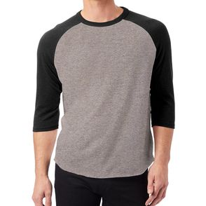 Alternative Men's Vintage Keeper Baseball Shirt