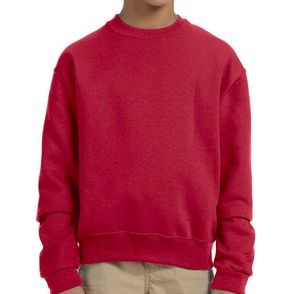 Jerzees Kids Nublend Fleece Sweatshirt