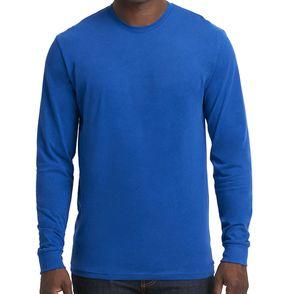 Next Level Unisex Sueded Long Sleeve Shirt