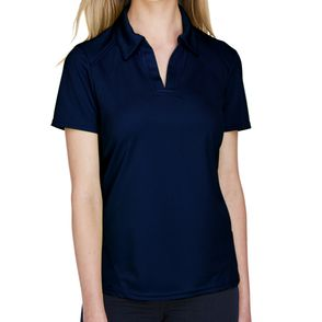 North End Women's Recycled Performance Pique Polo Shirt