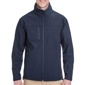 UItraClub Cadet® Collar Zip Up Jacket