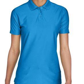 UltraClub Women's Cool & Dry Elite Performance Polo Shirt