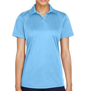 UltraClub Women's Cool & Dry Sport Performance Polo Shirt