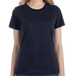 Anvil Women's 100% Cotton Lightweight T-Shirt