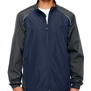 Core 365 Men's Stratus Colorblock Lightweight Jacket