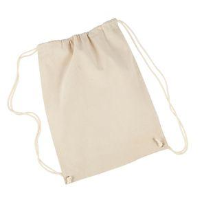 Liberty Bags Cotton Drawstring Bag