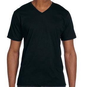 Anvil Men's Lightweight V-Neck T-Shirt
