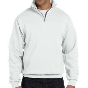 Jerzees Cadet Collar Quarter Zip Pullover
