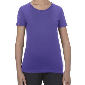 Alstyle Missy 100% Cotton T-Shirt
