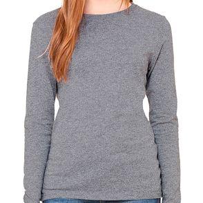 Bella + Canvas Women's Long-Sleeve Jersey Shirt