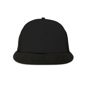 Big Accessories Flat Bill Snapback Hat