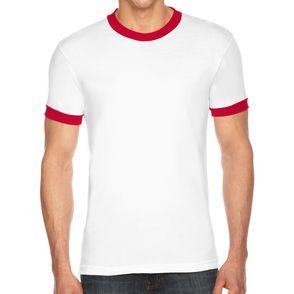 American Apparel Unisex Ringer T-Shirt
