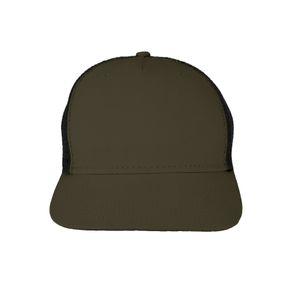 Big Accessories Snapback Trucker Hat
