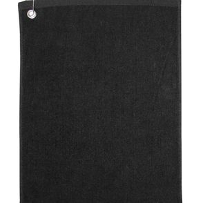 Carmel Towel Company Large Rally Towel with Grommet and Hook