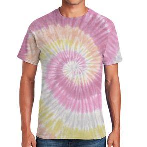 Tie-Dye 5.4 oz., 100% Cotton T-Shirt