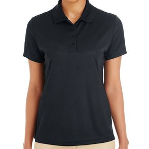 Core 365 Women's Express Microstripe Performance Pique Polo Shirt