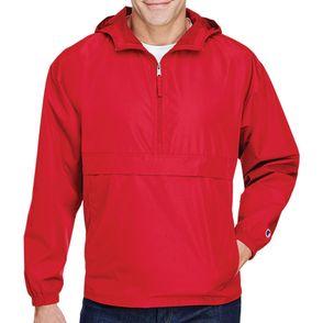 Champion Packable Anorak Quarter Zip Jacket