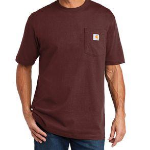 CarharttWorkwear Pocket Short Sleeve T-Shirt