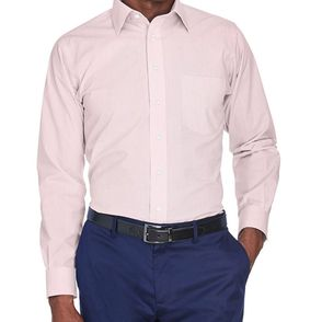 Devon & Jones Crown Collection™ MicroTattersall Button Up Shirt
