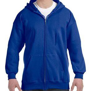 Hanes Ultimate Cotton Zip Up Hoodie