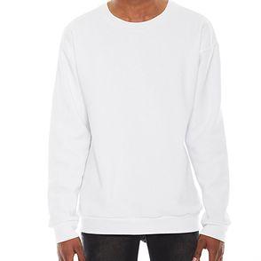 American Apparel Unisex Flex Fleece Drop Shoulder Sweatshirt