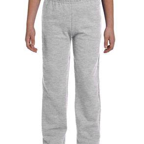 Gildan Heavy Blend Kids' Open Bottom Sweatpants