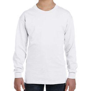 Gildan Heavy Cotton Kids' Long Sleeve Shirt