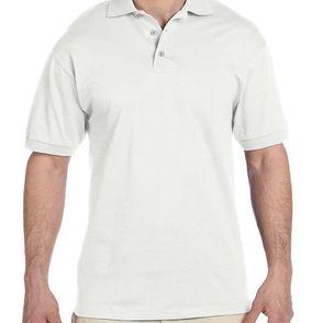 Jerzees Heavyweight Cotton Polo