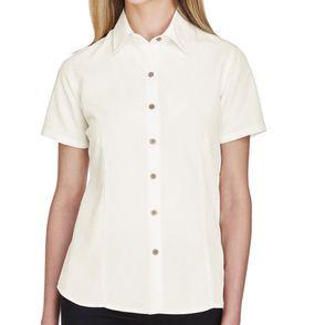 Harriton Women's Camp Shirt