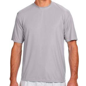A4 Men's Short Sleeve Moisture Wicking Shirt