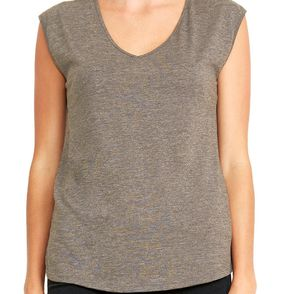 Next Level Women's Festival Sleeveless V-Neck Shirt