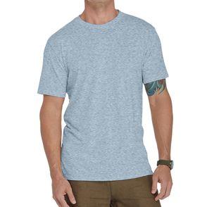 Delta Platinum Adult Tri-Blend Short Sleeve Crew Neck Tee