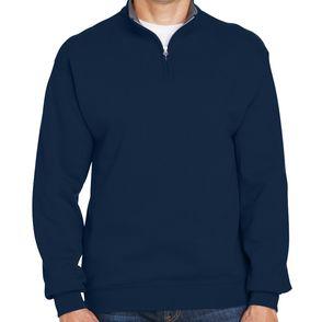 Fruit of the Loom Sofspun® Quarter-Zip Pullover
