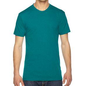 American Apparel Unisex Triblend Track T-Shirt
