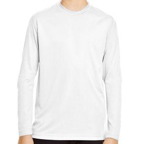 Team 365 Kids Zone Performance Long Sleeve Shirt