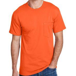 Hanes Workwear Pocket T-Shirt